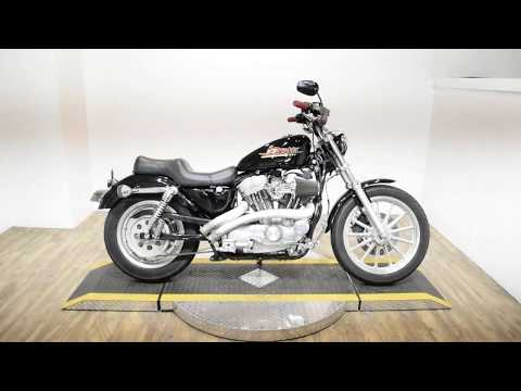 2001 Harley-Davidson XLH Sportster® 883 Hugger® in Wauconda, Illinois - Video 1