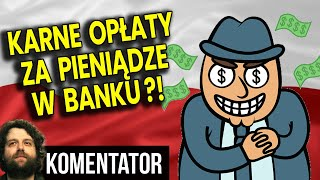 Karne Opłaty Za Pieniądze w Banku?! Prezes mBank Ciekawie Uzasadnia!