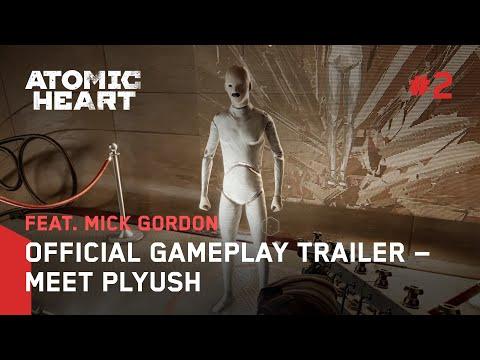 Atomic Heart 4K Next Gen Gameplay: Meet Plyush (Featuring Mick Gordon) de Atomic Heart