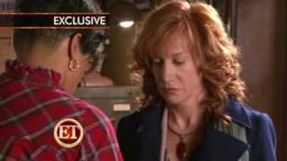 ET: Kathy Griffin Gets Serious on 'Law and Order'