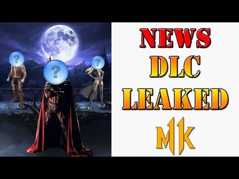 New Mortal Kombat 11 Leak Confirms New Characters, Storyline, and