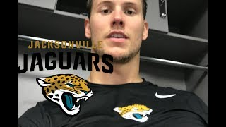 Tryout with the Jaguars | Andrew East