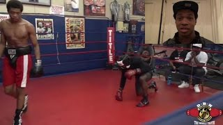 (LOOK OUT FOR THIS PROSPECT) KNOCKOUT HIGHLIGHTS! MONEY POWELL TELLS HIS GREAT STORY & TALKS CAREER