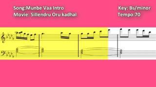 Munbe Vaa - Piano