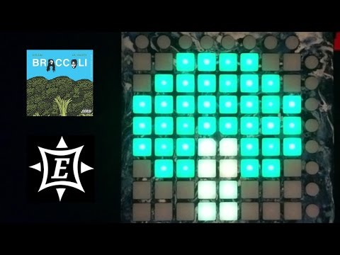Big Baby D.R.A.M. - Broccoli feat. Lil Yachty [Dj Taj Remix] // Launchpad cover // 100 Sub Special