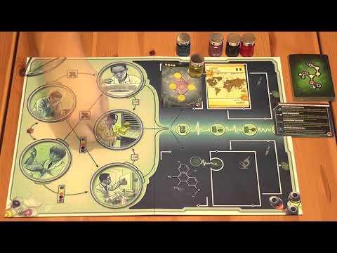 Pandemic - Labor kiegészítő
