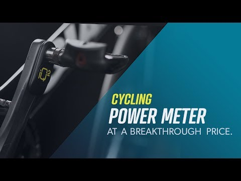 Cycling Power Meter at a Breakthrough Price-GadgetAny