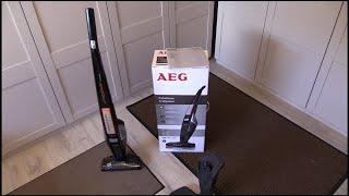 AEG ECO Li 50 UltraPower AG 5020 Handstaubsauger - TEST