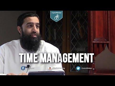 Time Management - Akeel Mahmood