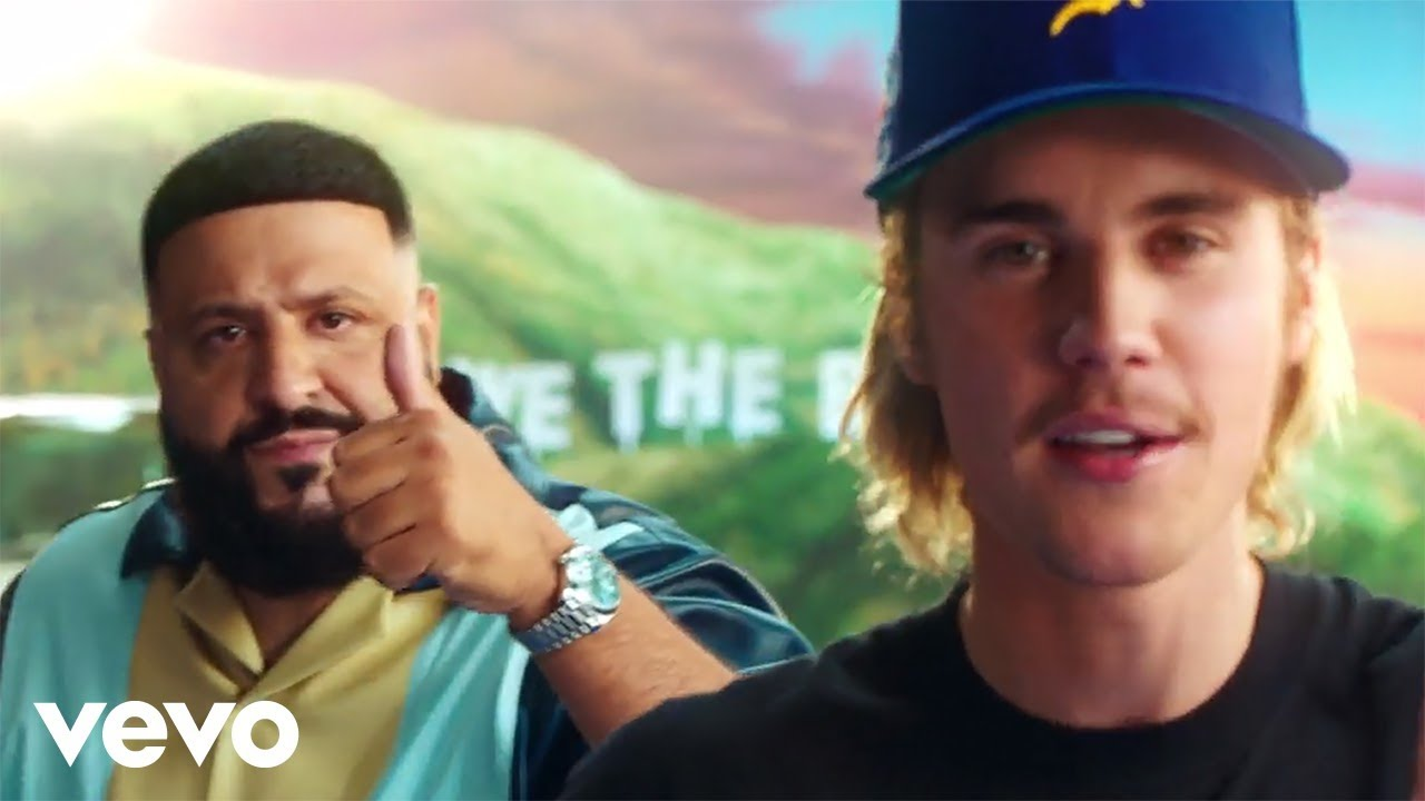DJ Khaled ft. Justin Bieber, Chance the Rapper, Quavo — No Brainer