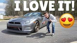 5 Reasons I LOVE My Nissan GT-R!