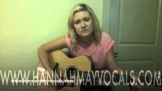 Try Me Again- Trisha Yearwood Cover (Hannah May Allison)