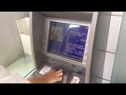 Cara isi ulang uang elektronik BRIZZI dari BRI