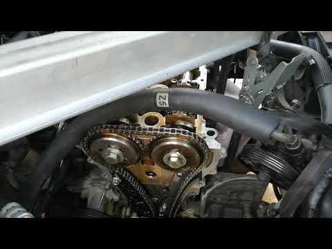 Как правильно выставить зажигание в двигателе B12D1 16V Шевроле авео Т250 1.2