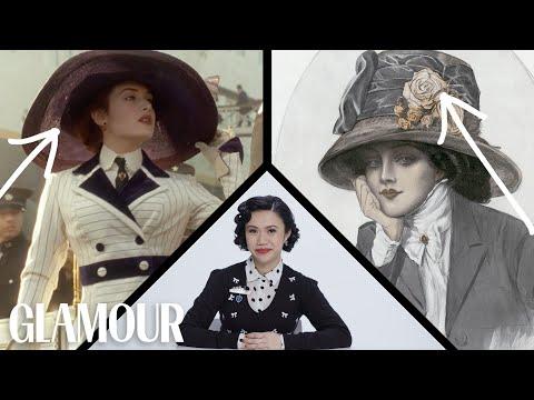 Fashion Expert Fact Checks Titanic's Costumes   Glamour