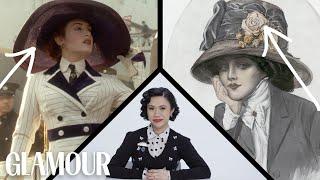 Fashion Expert Fact Checks Titanic's Costumes | Glamour