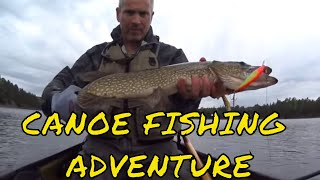 Killarney Solo Canoe Trip: Fantastic Fishing