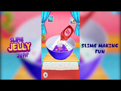 Vidéo Slime Maker Jelly: Comment faire DIY Slime Fun Gam