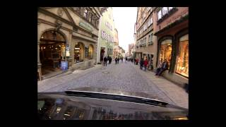 preview picture of video 'Rothenburg'