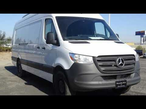 New 2019 Mercedes-Benz Sprinter Cargo Van San Francisco San Jose, CA #19-2750