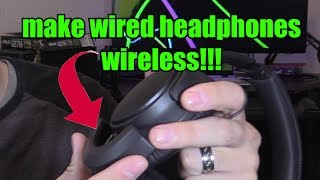 How to MAKE BOSE SOUNDTRUE AE II headphones Wireless