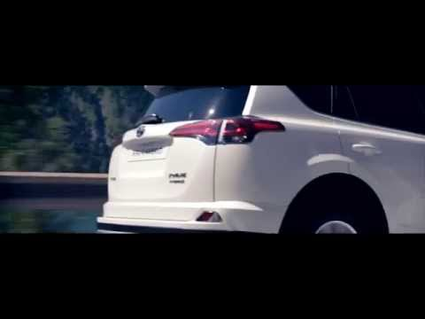 Toyota  Rav 4 Паркетник класса J - рекламное видео 2