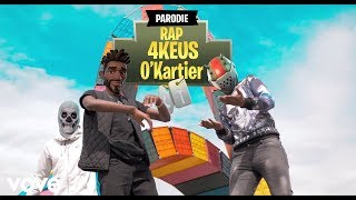 4KEUS   SUR LA PLAY C'EST LA HESS [PARODIE FORTNITE]