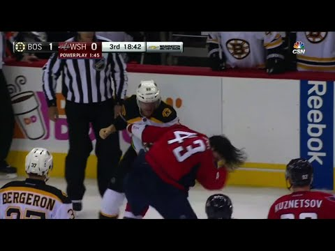 Kevan Miller vs Tom Wilson
