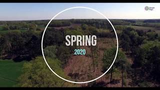 Spring 2020 | Drohnenaufnahmen | Landschaftsbilder | Natur | DJI Phantom | Frühling 2020 | 4K