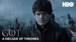 Battle of the Bastards | Game of Thrones: Behind the Scenes with Miguel Sapochnik (HBO)