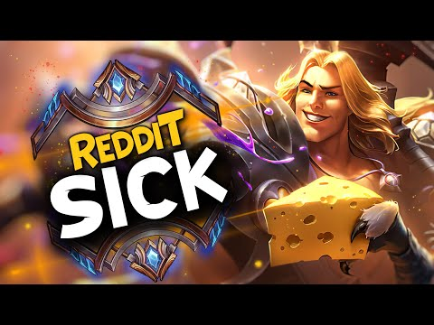 MOST UPVOTED REDDIT PLAYS | League of Legends