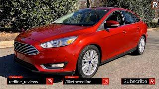 2018 Ford Focus Sedan – Ford's Big Mistake?