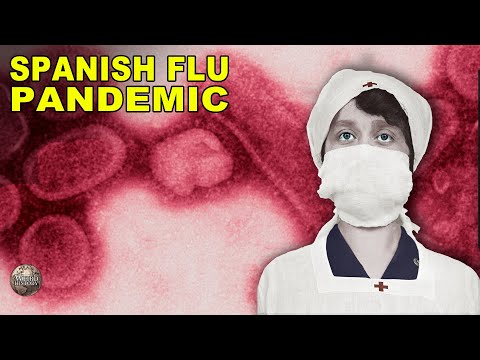 Looking Back At The History of The 1918 Flu Pandemic