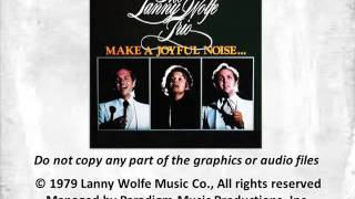 HEAD OVER HEELS IN LOVE WITH JESUS The Lanny Wolfe Trio #60302