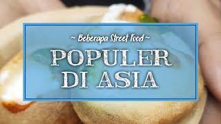 Beberapa Street Food Paling Populer di Asia, Burger Khas Taiwan Terbuat dari Roti Kukus