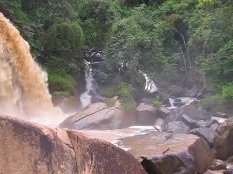 Bueno Brandão MG Cachoeira do Machado 1 Tromba D'água