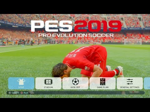 PES 2019 Epic Gameplay Demo! (Better than FIFA 19?)