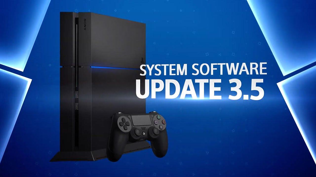 Aggiornamento del software di sistema alla versione 3.50 per PlayStation in uscita domani