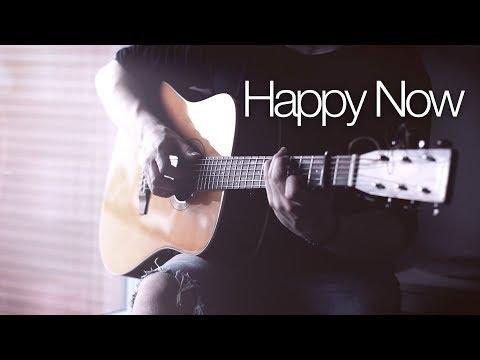 Zedd, Elley Duhé - Happy Now - Fingerstyle Guitar Cover