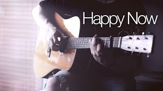 Zedd Elley Duh�� Happy Now Fingerstyle Guitar Cover