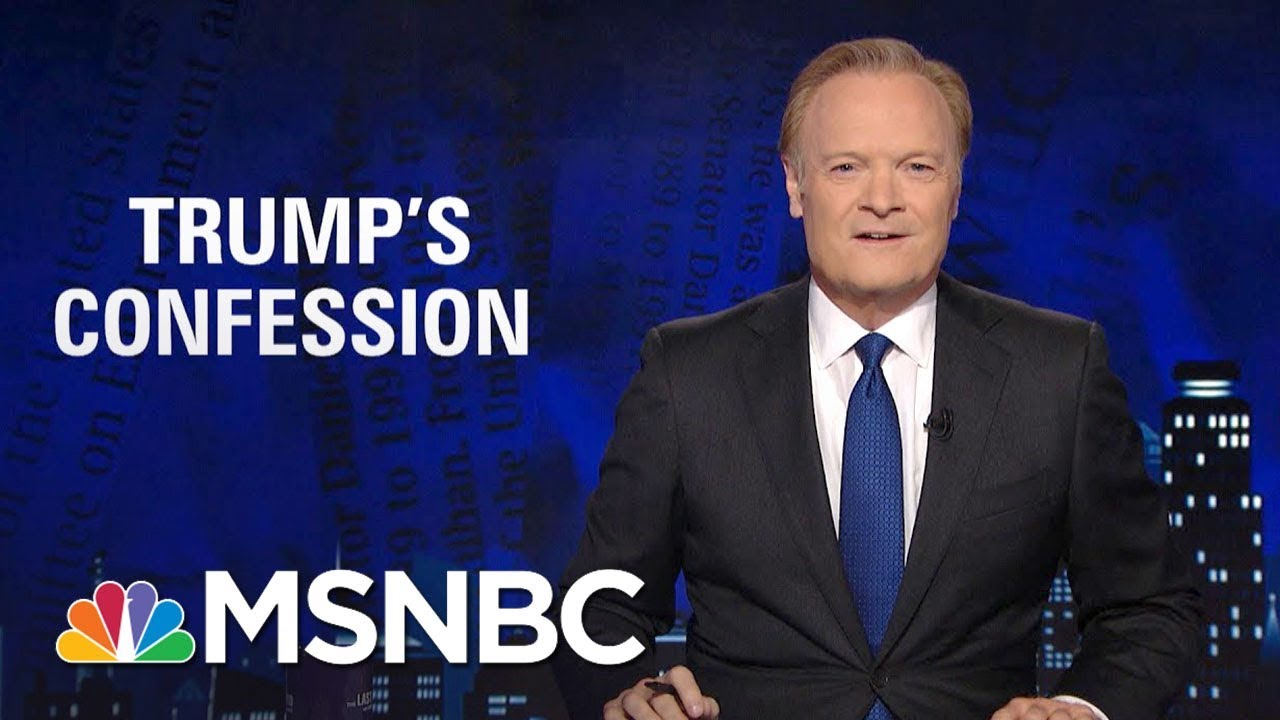 Lawrence: President Donald Trump's Most Important Lie Is About Himself | The Last Word | MSNBC thumbnail