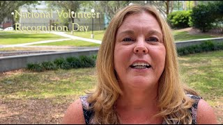 National Volunteer Recognition Day on Florida's Adventure Coast (2021)