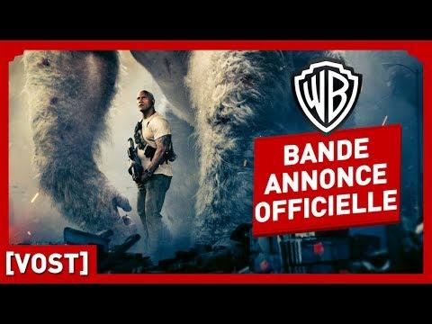 Rampage : hors de contrôle Warner Bros. France