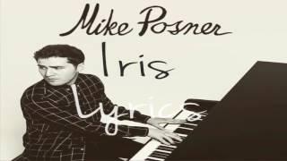 Iris by Mike Posner Lyrics