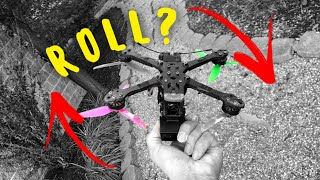 How To FIX your ROLL? | FPV Freestyle | FPV BASICS!