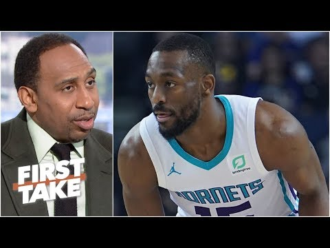 Kemba Walker will have the 'eye of the storm' on him in Boston – Stephen A. | First Take