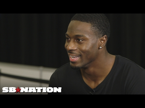 A.J. Green Interview: The secrets to wide receiver success | Super Bowl 2017