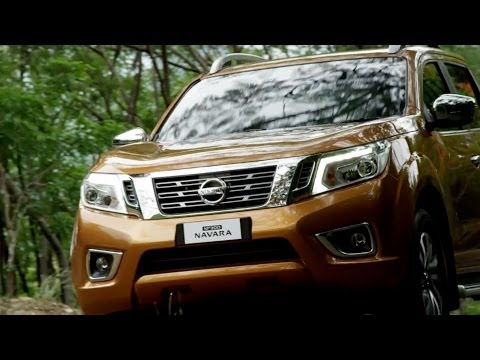 NEW 2015 Nissan Navara NP300 World Premiere