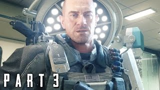 Call of Duty Black Ops 3 Walkthrough Gameplay Part 3 - Surgery - Campaign Mission 2 (COD BO3)