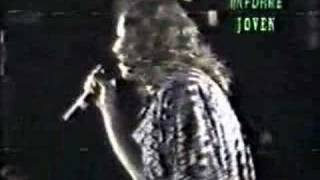 Vilas Cantando En 1990